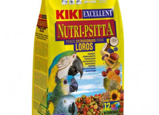 Kiki Nutri-Psitta Para Loros 1 Kg