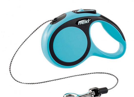 Flexi New Comfort Cordón Azul S 5M 12Kg