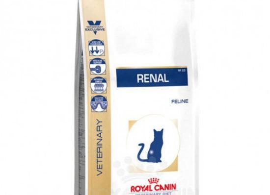 Royal Canin Diet Feline Renal RF23 0.5kg