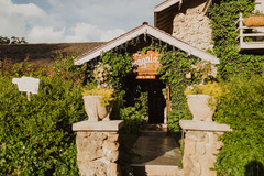 The Bungalow entrance