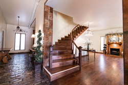 INDOOR STAIRCASE & CEREMONY ROOM