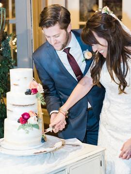 Becky & Joshua's Fall Wedding