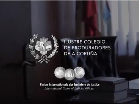 Ilustre Colegio de Procuradores. Europamed.