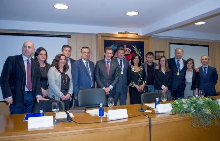 16 Ministro y Junta de Gobierno Colegio
