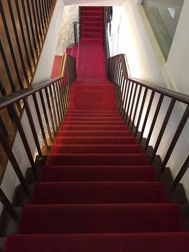 Carpeting Work at Singapore Art House