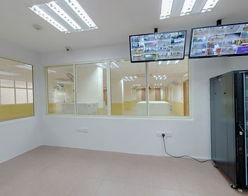 CCTV installation in Senior Citizen Centre