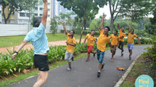 Keeping Fit with Clementi Neighbours!