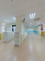 Lockers in Multipurpose Hall at Senior Citizen Centre