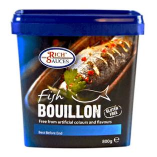 41285 Rich Sauces Fish Bouillon