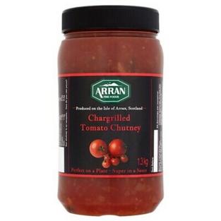 25187 Chargrilled Tomato Chutney