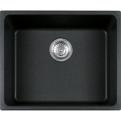 FRANKE  -  Kubus KBG 110-50 Granit Nero