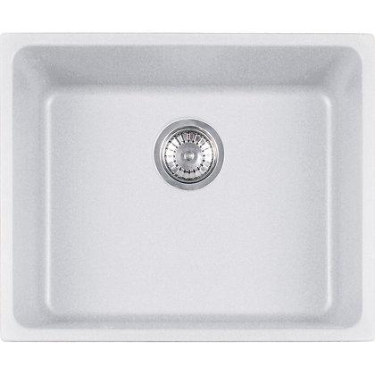 FRANKE  -  Kubus KBG 110-50 Granit Bianco