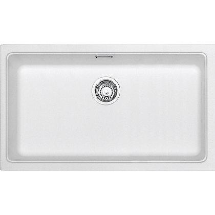 FRANKE  -  Kubus KBG 110-70 Granit Bianco