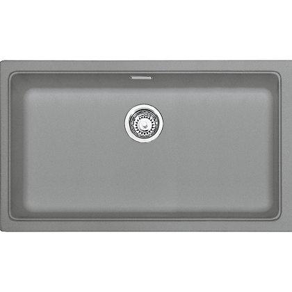 FRANKE  -  Kubus KBG 110-70 Fragranite Stone Grey