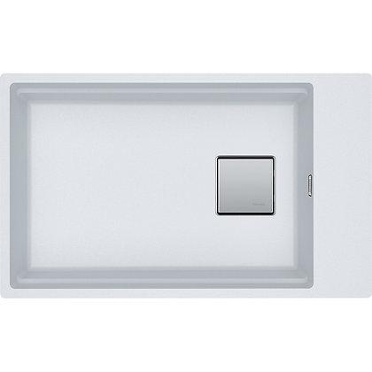 FRANKE  -  Kubus 2 KNG 110-62 Granit Bianco