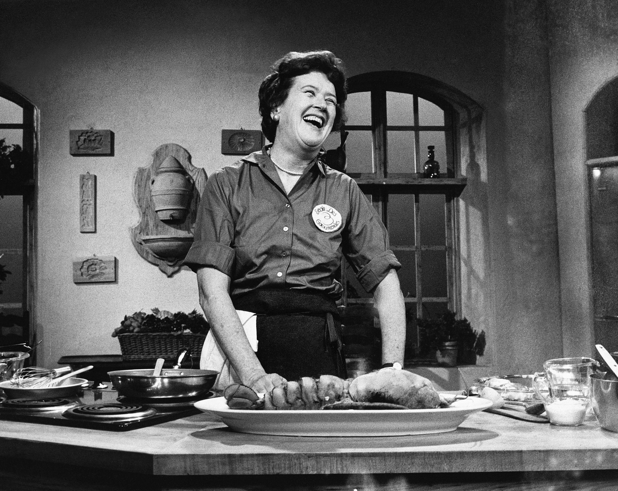 Julia Child - Chef & Author