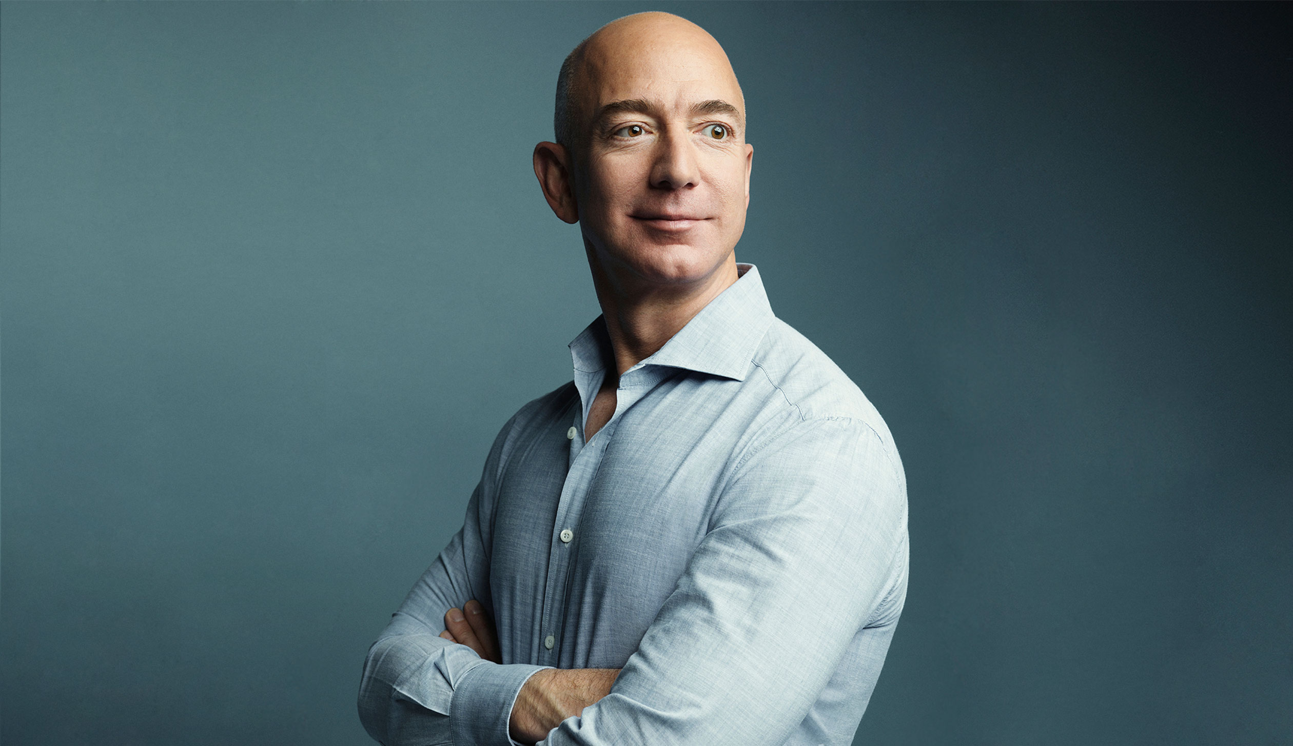 Jeff Bezos - Founder of Amazon.com