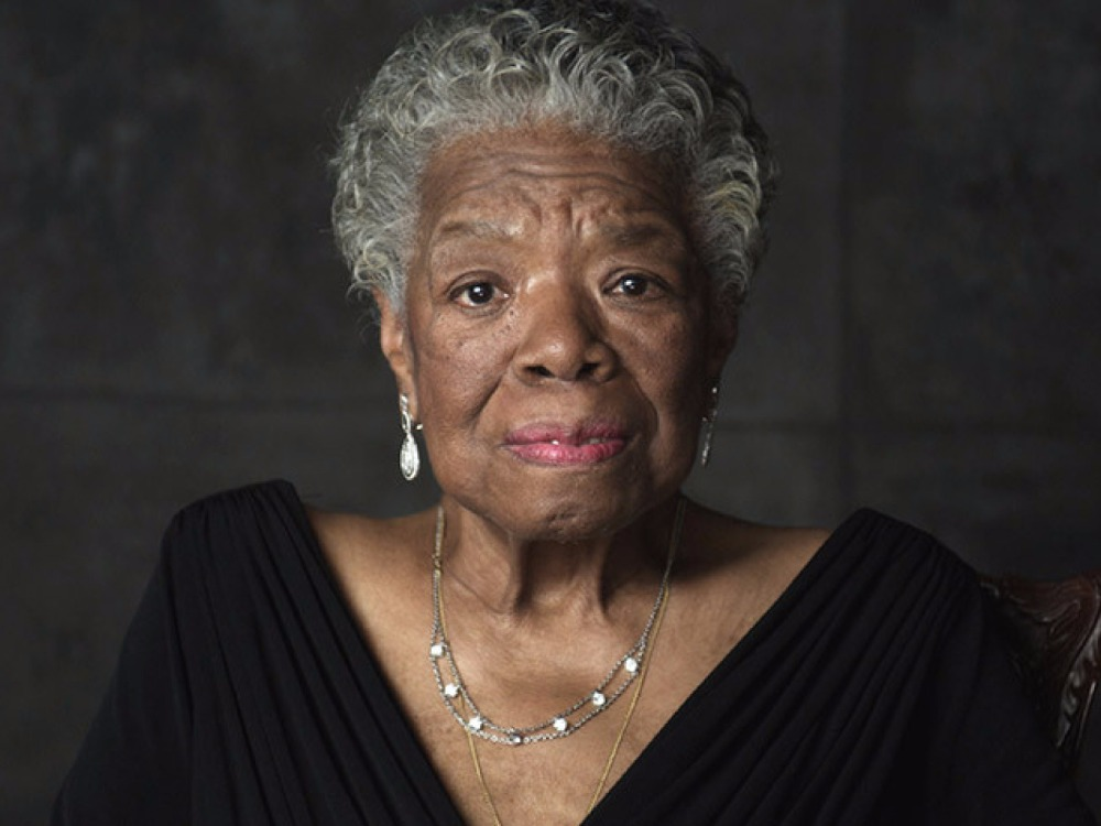 Maya Angelou - Writer & Humanitarian