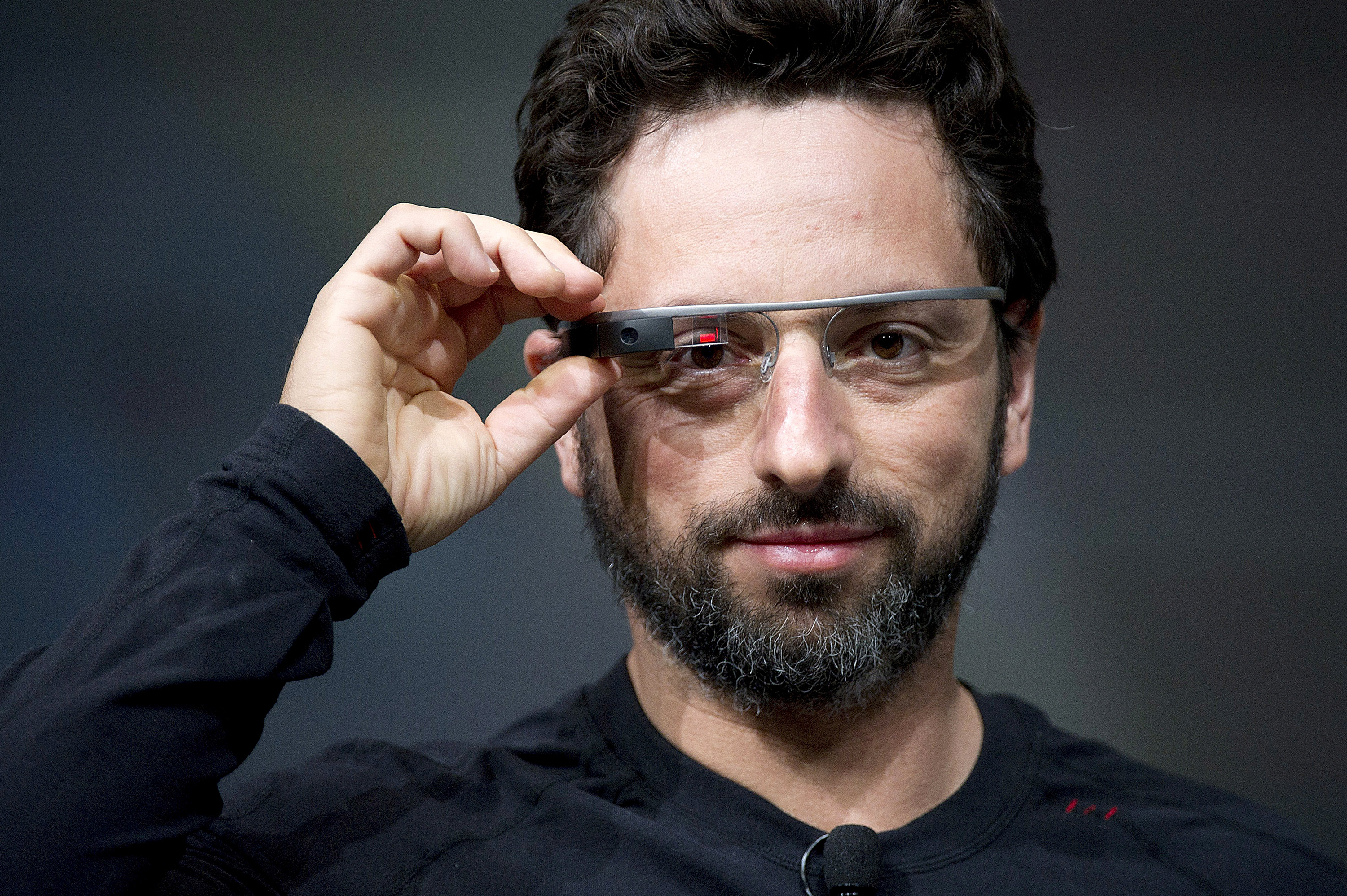 Sergey Brin - Co-founder of Google