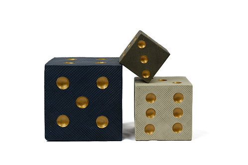 Beth Kushnick Decorative Dice