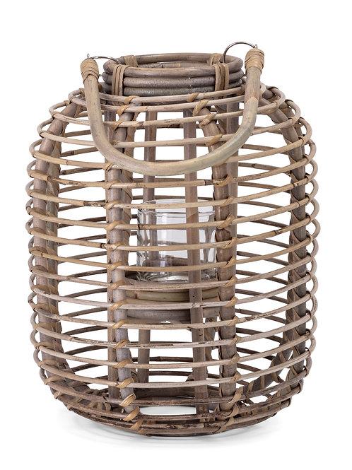 Rattan Small Lantern