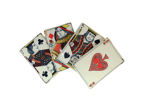 Game Time Playing Cards