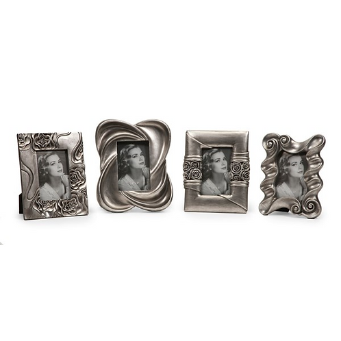 Handsel Silver Frames  - Set of 4