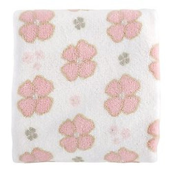 Playful Posies Fleece Blanket