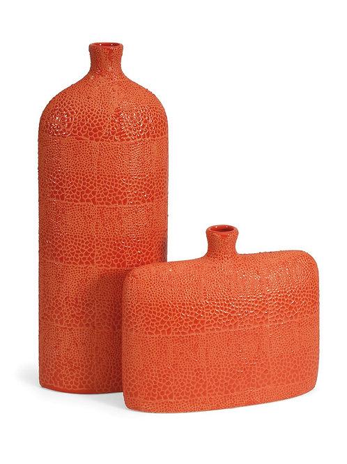 Isla Textured Vases - Set of 2