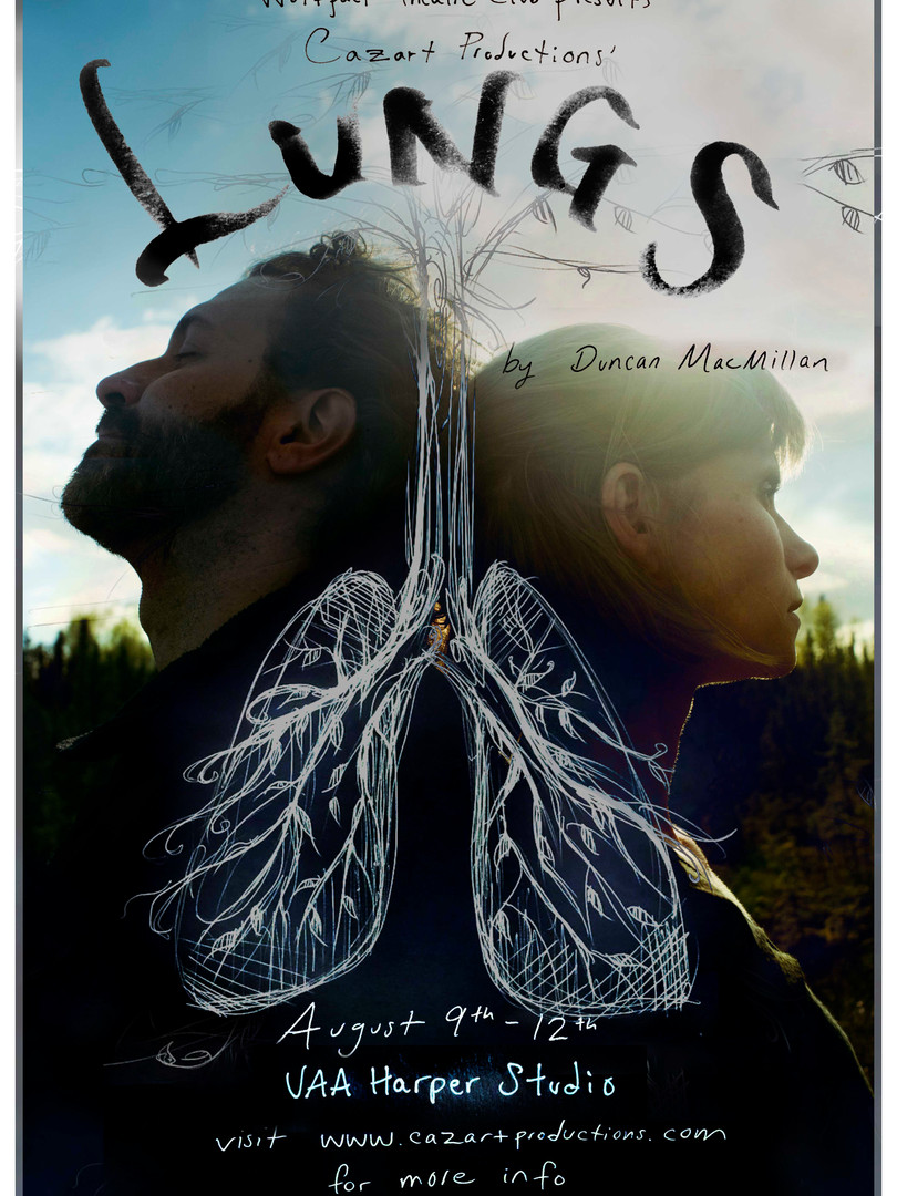 Lungs by Duncan Macmillan 2018