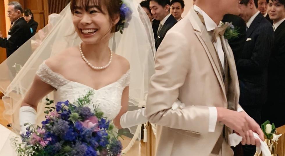 Wedding Bouquet_Blue