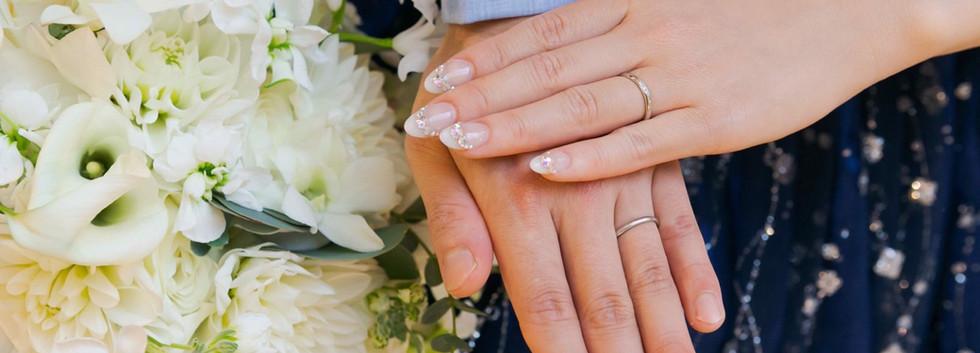 Wedding Bouquet_White_#1