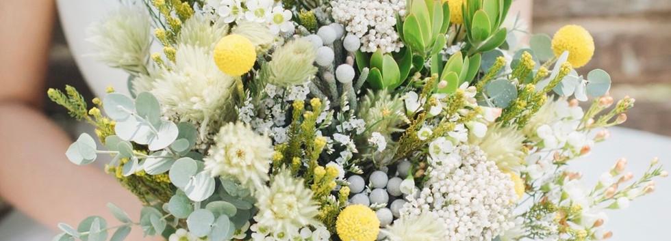 Wedding bouquet_Natural #2