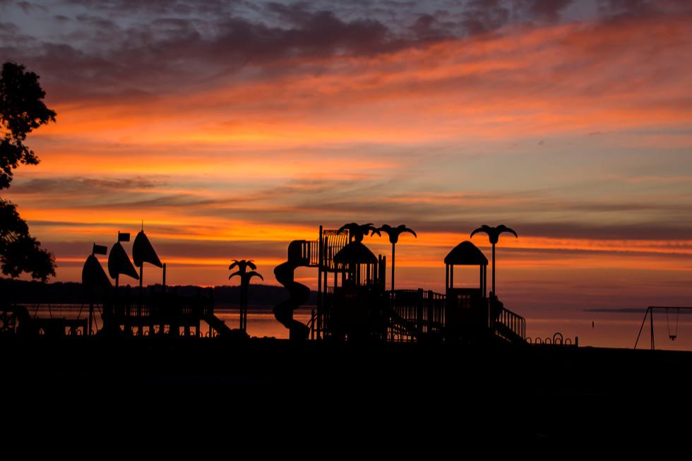 Sunrise in the Playground.jpg