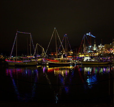 christmas boats in the harbour.jpg