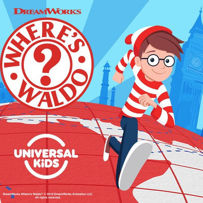Where's Waldo? (Animated TV Series)