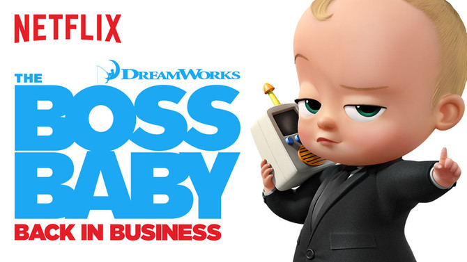 Boss Baby: Back In Business (Animated TV Series)