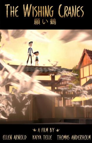 The Wishing Cranes (Animated Short)