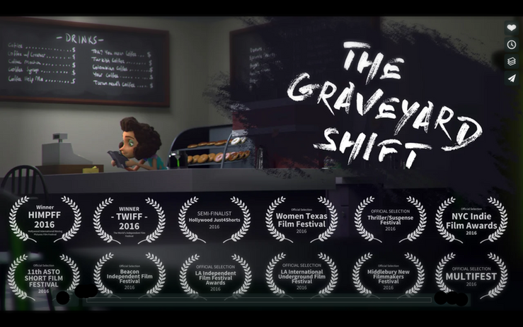 The Graveyard Shift (Animated Short)