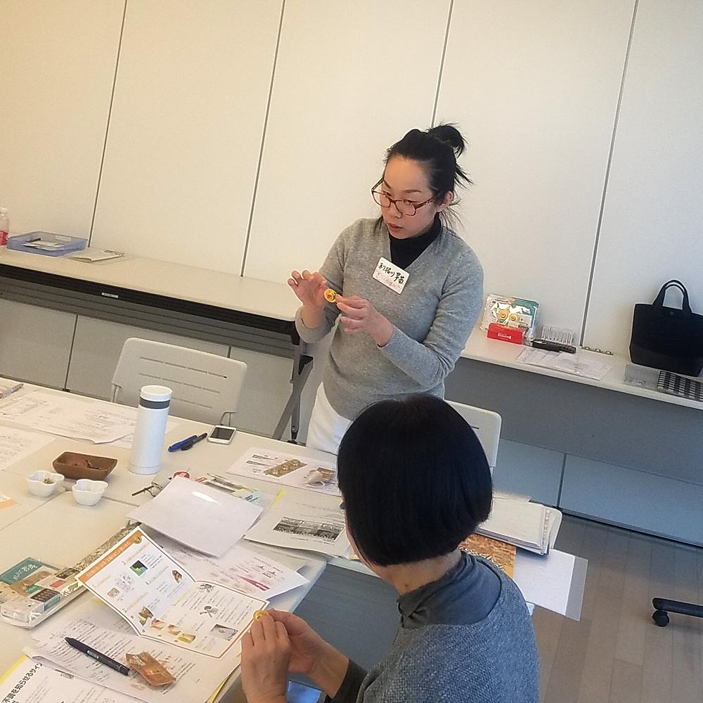 浦和ぱるてらす 女性のためのお灸教室