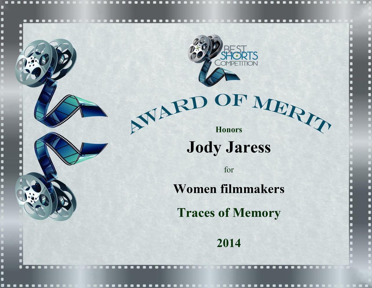Jody+Jaress%2C+Best+Shorts+Award+of+Meri