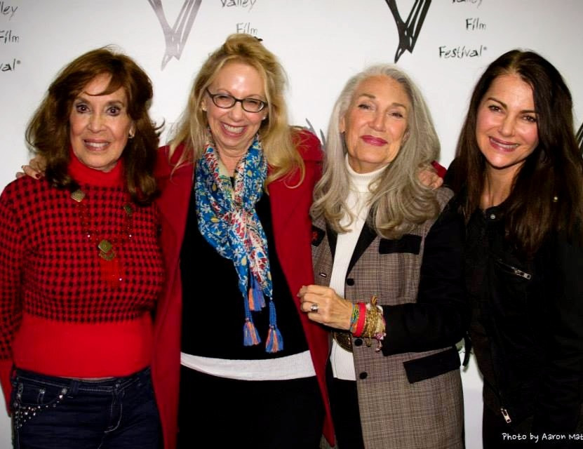 The women behind TRACES OF MEMORY!