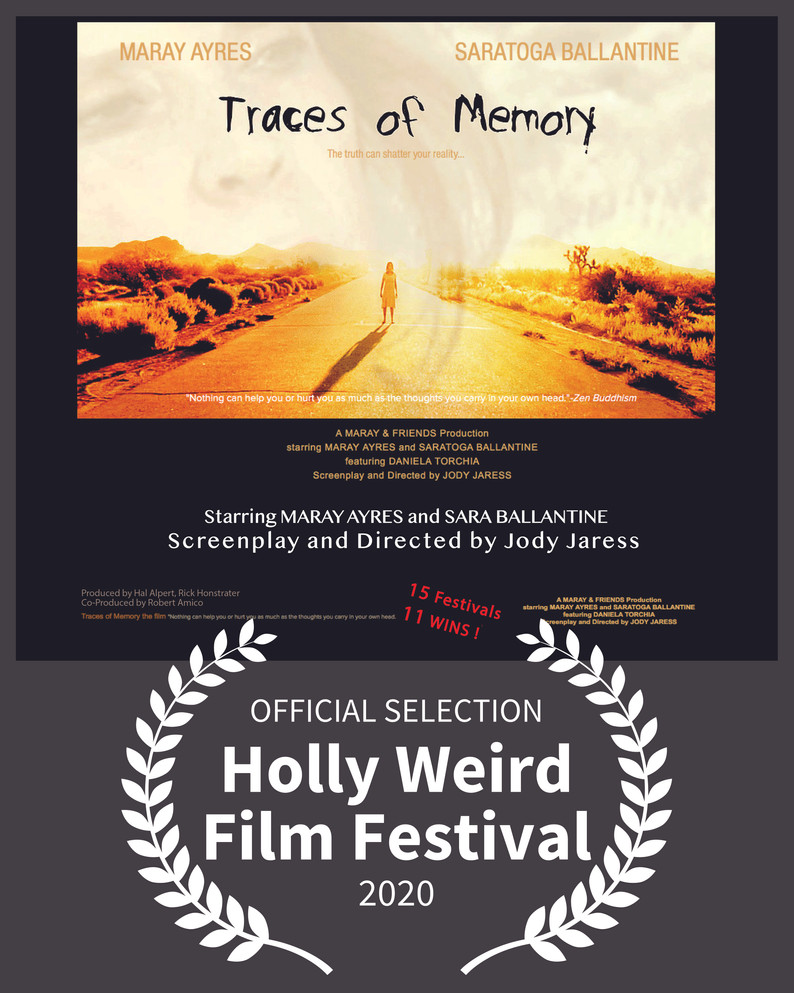 Traces Of Memory Holly Weird FF