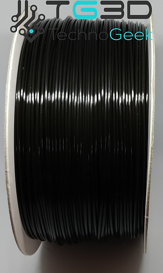 Black 1.75mm PLA Filament