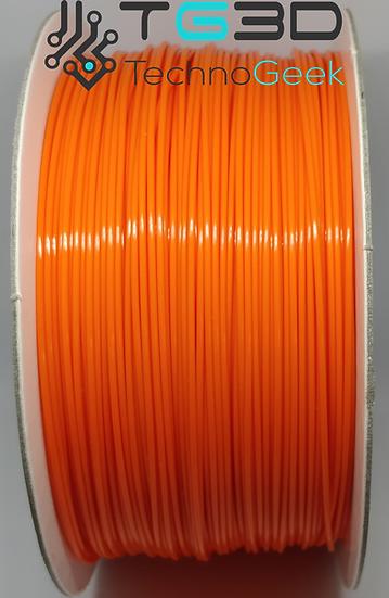 Orange 1.75mm PLA Filament