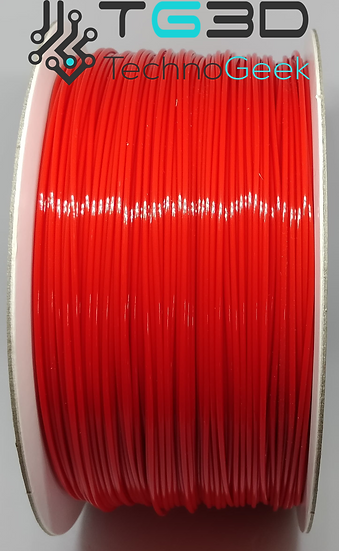 Red 1.75mm PLA Filament