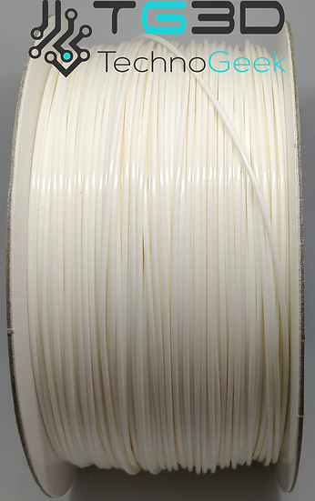 White 1.75mm PLA Filament
