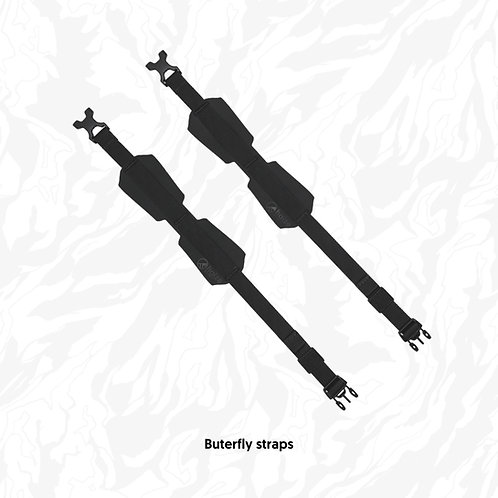 Buterfly straps