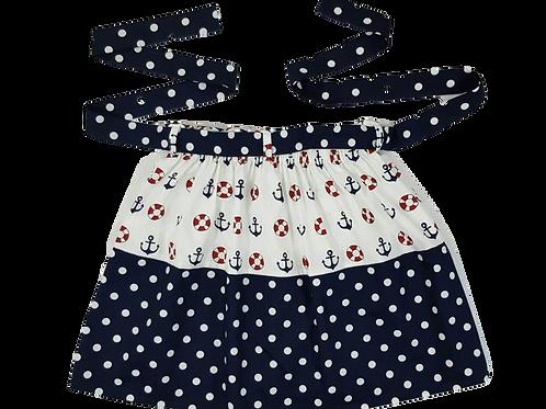 Girl Nautical Skirt