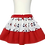 Thumbnail: Nautical skirt for Girls and Baby Girls